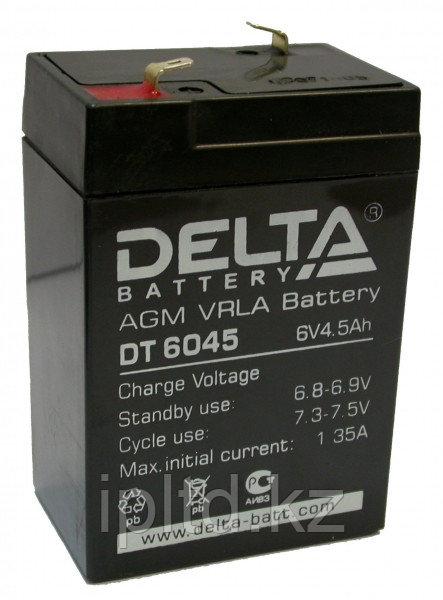 Delta аккумуляторная батарея DT 6045 (5 лет)