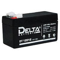 Delta аккумуляторная батарея DT 12012 (5 лет)