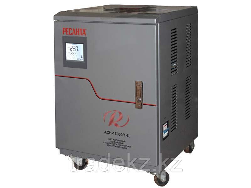 Стабилизатор напряжения электронного типа Ресанта АСН-15000/1-Ц