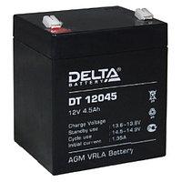 Delta аккумуляторная батарея DT 12045