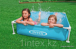Детский каркасный бассейн Intex Mini Frame Pool (122 см на 122 см на 30 см.), фото 4