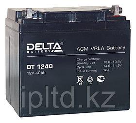 Delta аккумуляторная батарея DT 1240
