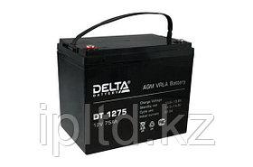 Delta аккумуляторная батарея DT 1275