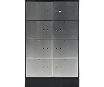 Блок депозитных ячеек DB-8S.DGL