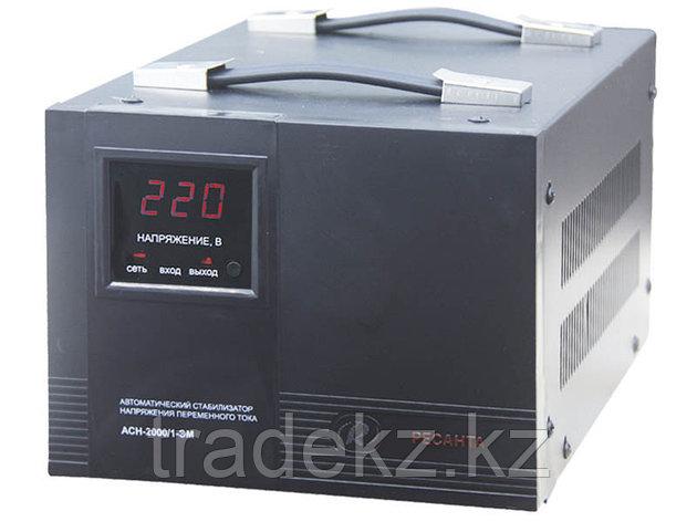 Стабилизатор напряжения электромеханический Ресанта АСН-2000/1-ЭМ, фото 2