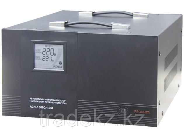 Стабилизатор напряжения электромеханический Ресанта АСН-10000/1-ЭМ, фото 2