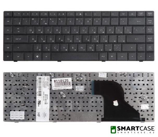 Клавиатура для ноутбука HP Compaq 620 (черная, RU)