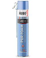 Пена монтажная бытовая всесезонная KUDO HOME 40+