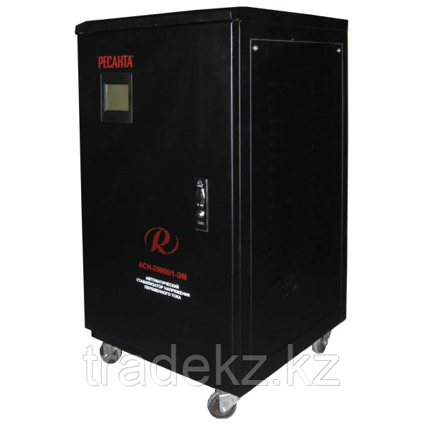Стабилизатор напряжения электромеханический Ресанта АСН-20000/1-ЭМ