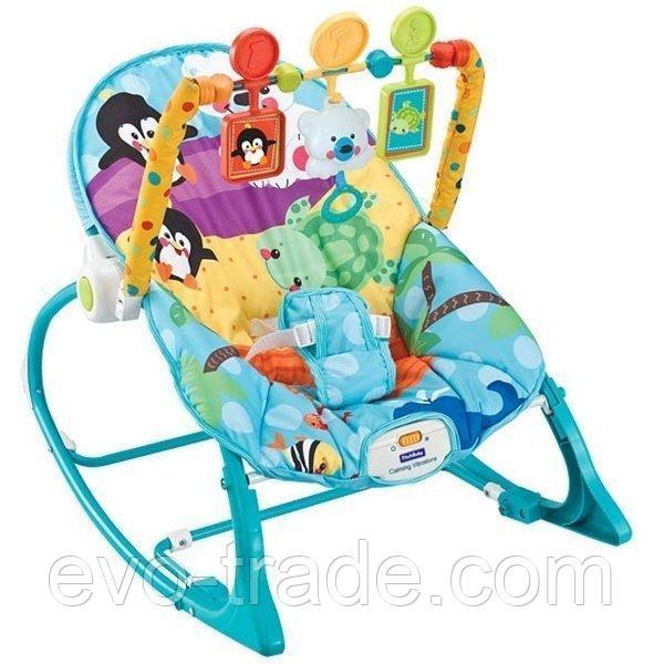 """Кресло-качалка """"Южный полюс"""" от Fitch Baby"""