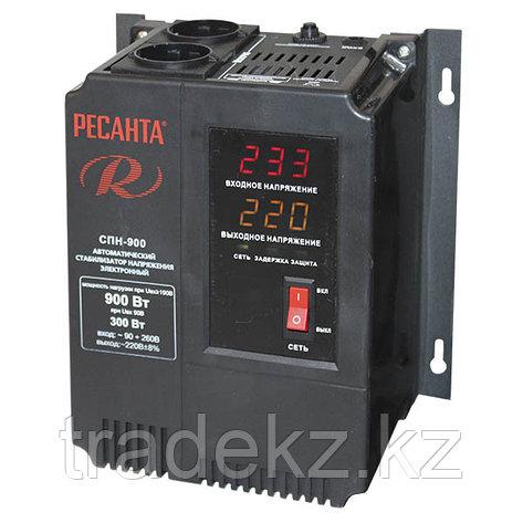 Стабилизатор напряжения электронного типа Ресанта СПН-900В, фото 2