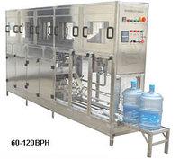 Розлив воды в бутыль 19 л, 100-120 бут/ч Китай