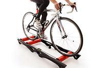 Велотренажер.  Велостанок  Elite Arion roller, фото 1
