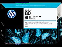 Картридж HP C4871A 80 350-ml Black Ink Cartridge for DJ 1050C/1055CM