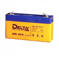 Delta аккумуляторная батарея DTM 6012 (6 лет)
