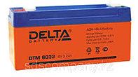 Delta аккумуляторная батарея DTM 6032 (6 лет)