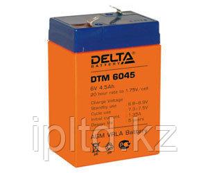 Delta аккумуляторная батарея DTM 6045