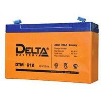 Delta аккумуляторная батарея DTM 612 (6 лет)