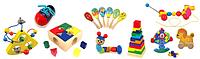 Другие деревянные игрушки