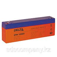 Delta аккумуляторная батарея DTM 12022 (6 лет)