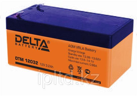 Delta аккумуляторная батарея DTM 12032 (6 лет)