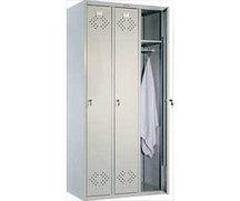 Шкаф для раздевалок LS-31 металлический