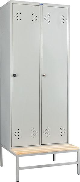 Скамья-подставка  LS-01-40 сосна