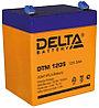 Delta аккумуляторная батарея DTM 1205 (6лет)