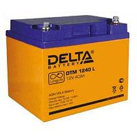 Delta аккумуляторная батарея DTM 1240 L