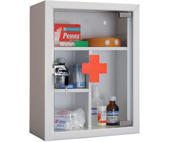 Аптечка медицинская MDA 39G (AMD 39G) Шкаф-аптечка