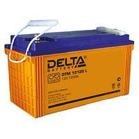 Delta аккумуляторная батарея DTM 12120 L (12 лет)