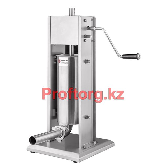Шприц колбасный промышленный вертикальный 3 - 15 литров