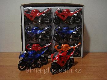 Мотоциклы металические