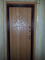 Накладка нестандартная на дверь входную