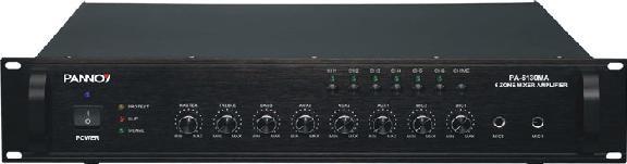 PA-6260MA - Усилитель мощности для систем речевого оповещения
