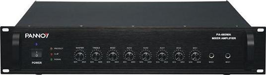 PA-660МA - Усилитель мощности для систем речевого оповещения