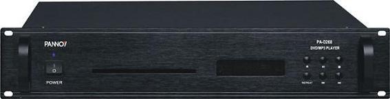 PA-D268 - Проигрыватель CD/DVD/USB для систем речевого оповещения