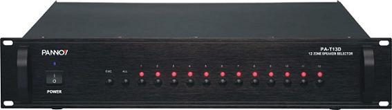 PA-T15E - Панель тревожных сообщений для систем речевого оповещения