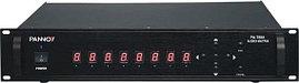 PA-T88A - Аудиоматрица для систем речевого оповещения