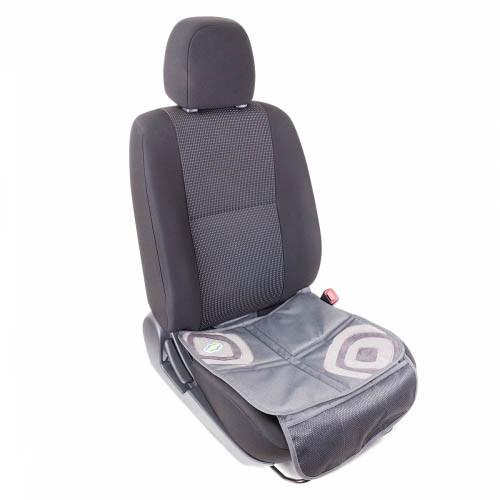 Защитная накидка на сиденье Смешарики  (под бустер)
