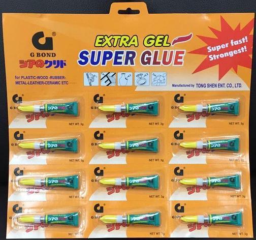 Супер Клей-Гель G, фото 2