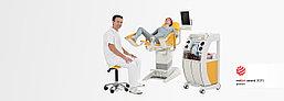 Кресло для гинекологический обследований GRACIE (рабочее место гинеколога)
