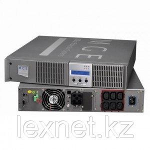 EATON Источник бесперебойного питания  EX 1000 RT2U (6 IEC C13, 1 USB+1 RS232, 70%-13 мин, on-line,
