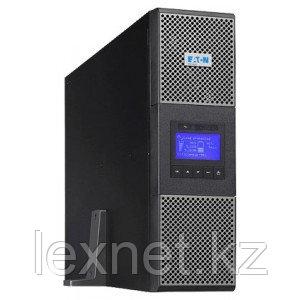 EATON Источник бесперебойного питания 9PX 5000i HotSwap (Клеммы+8 IEC C13+2 IEC C19, 1 USB+1 RS232, байпас,