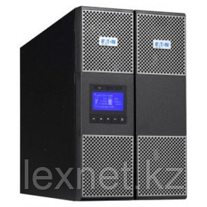 EATON Источник бесперебойного питания 9PX 6000i HotSwap (Клеммы+8 IEC C13+2 IEC C19, 1 USB+1 RS232, байпас,