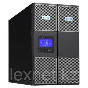 EATON Источник бесперебойного питания 9PX 11000i HotSwap (Клеммы+4 IEC C19, 1 USB+1 RS232, байпас, on-line) Ra