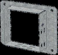 Соединительный фланец 80х80
