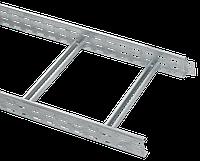 Лоток лестничный 80х400х3000, 1,2 мм