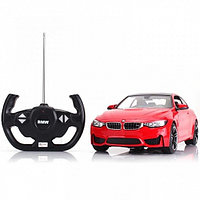 RASTAR RC Р/У Машина 1:14 70900 BMW M4 Coupe яркая коробка независимая подвеска