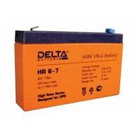 Delta аккумуляторная батарея HR6-7.2 (8 лет)